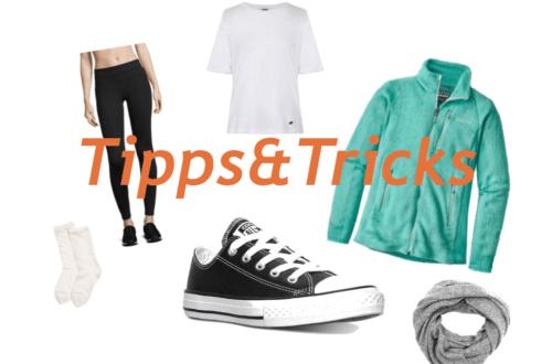 Tipps&Tricks Flugreise was anziehen?