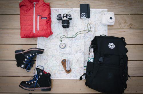 Was nimmst du mit auf deine Fernreise? Handgepäck-Stuff