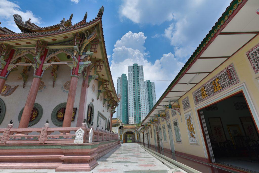 Der große Palast und Wat Phra Kaeo
