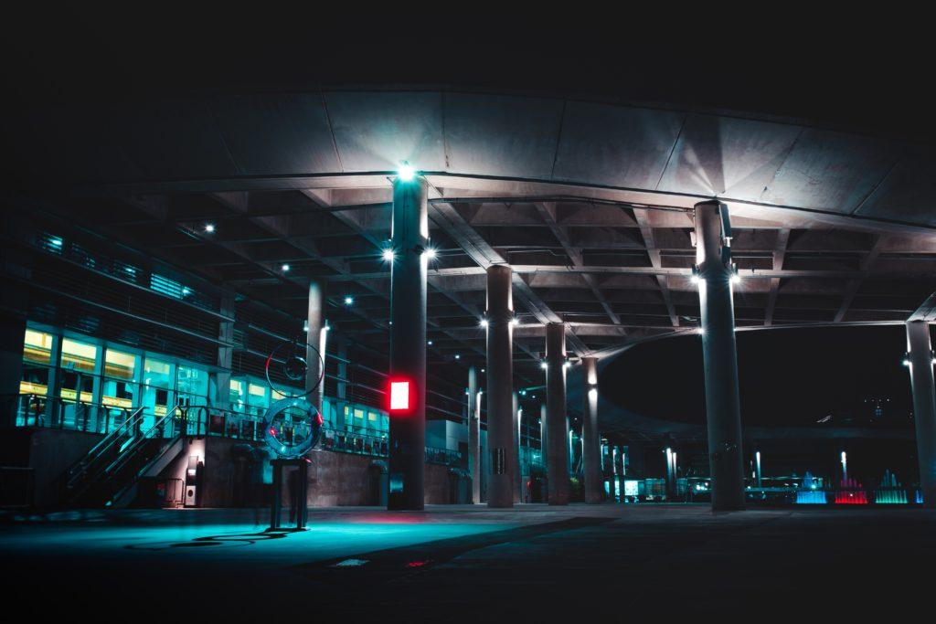 Singapur ist auch Abends sicher