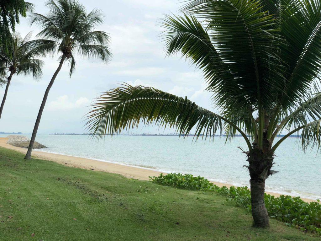 Singapur Strand Changi Beach Park