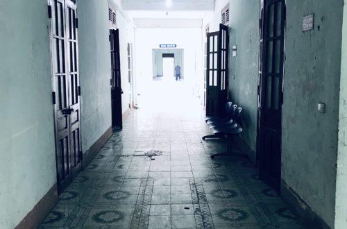 Krankenhaus in Vietnam