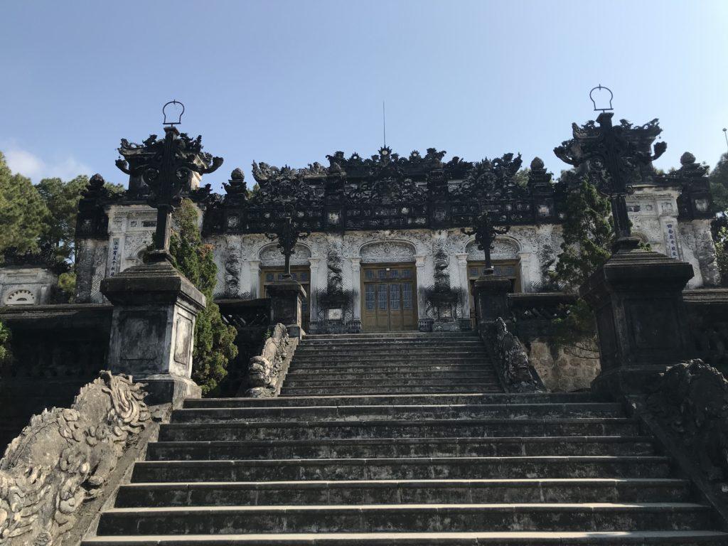Tempel der himmlichen Mutter in Hue